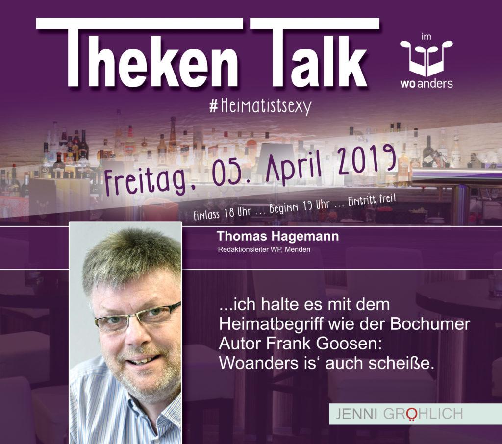 """ThekenTalk"""