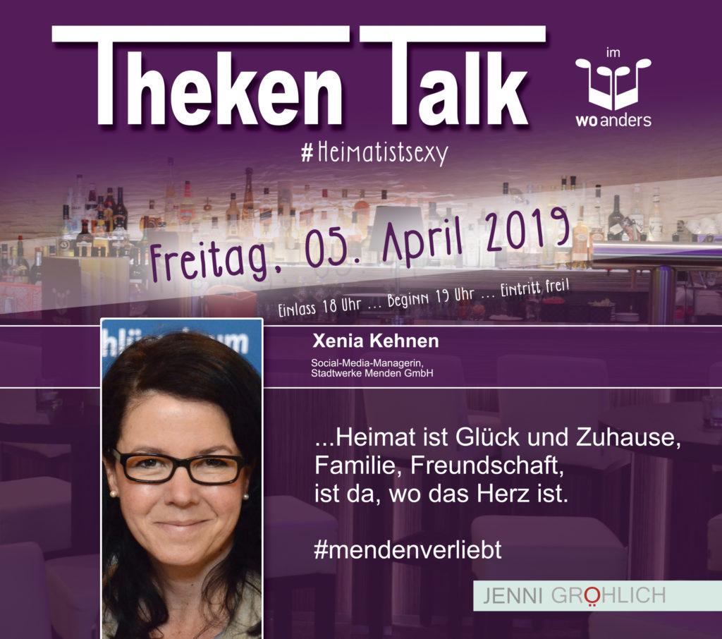 """Theken Talk"""