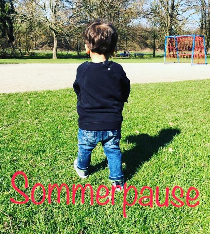 #Sommerpause