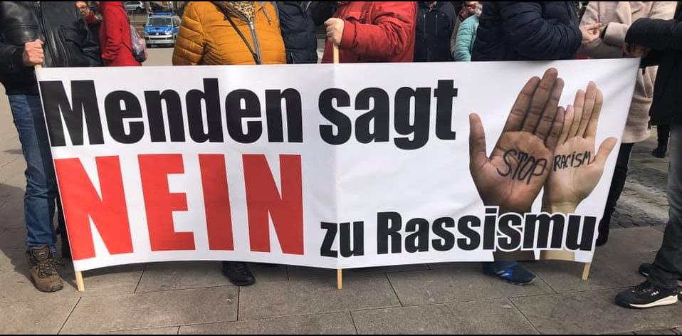#Rassismus